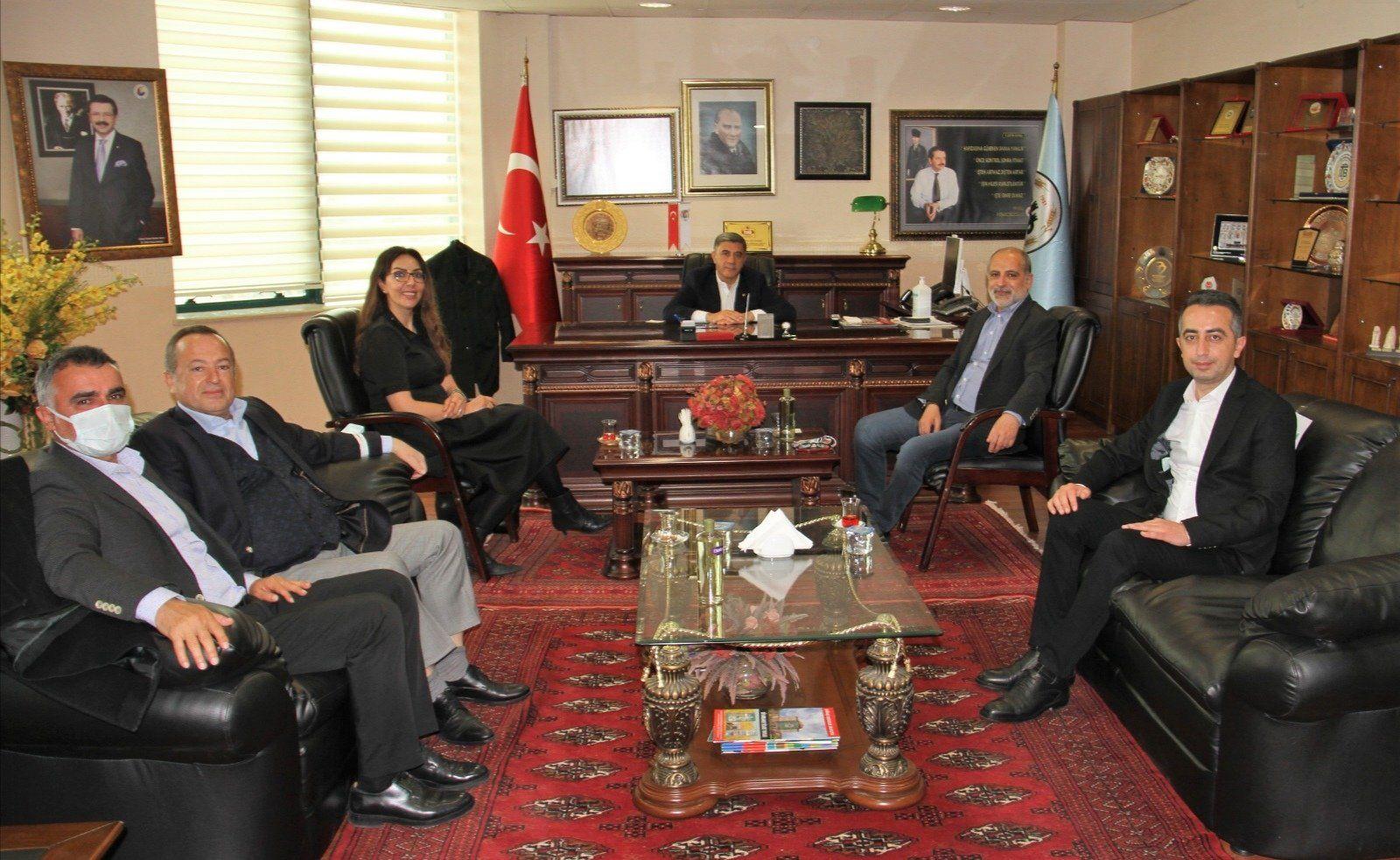 Diyarbakır Ticaret Borsası Ziyareti