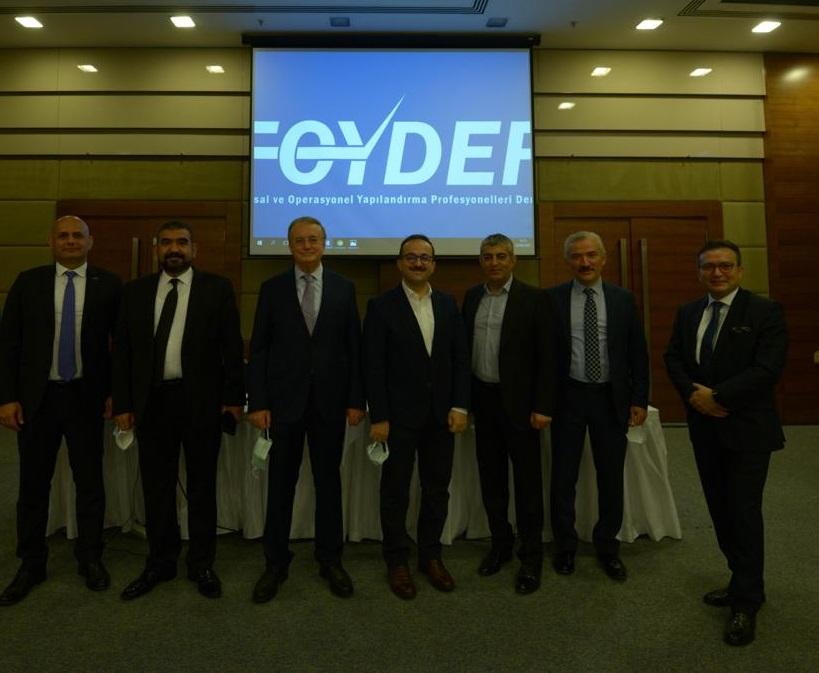 Kurucu Ortağımız Özgür Saygı Foyder Yönetim Kurulu Üyeliğine Seçildi