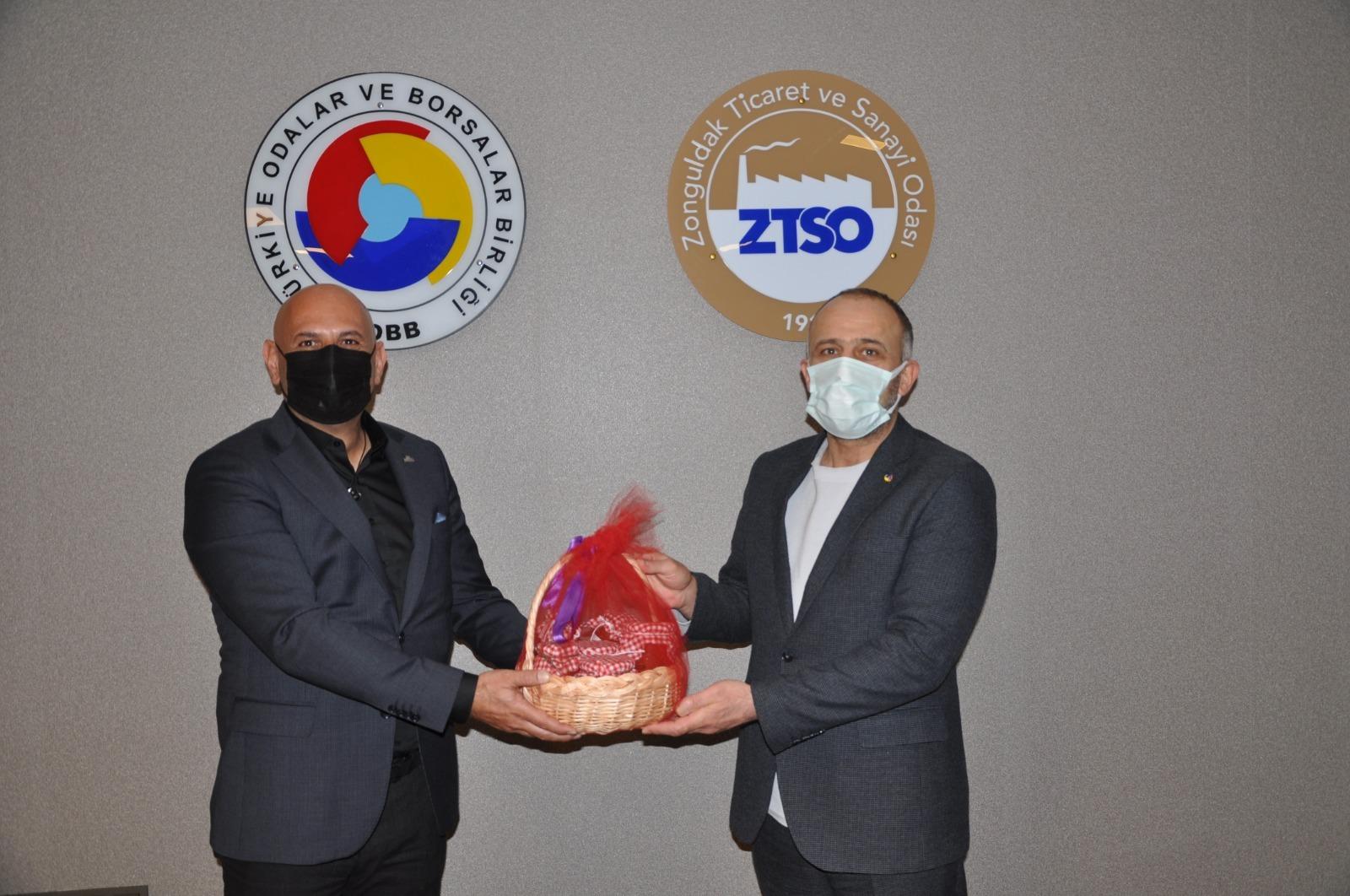 Zonguldak Ticaret ve Sanayi Odası Ziyareti